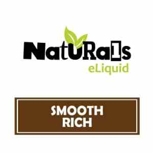 Naturals e-Liquid Smooth Rich