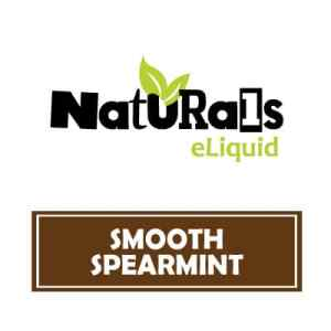 Naturals e-Liquid Smooth Spearmint