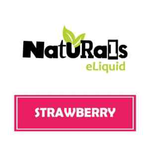 Naturals e-Liquid Strawberry