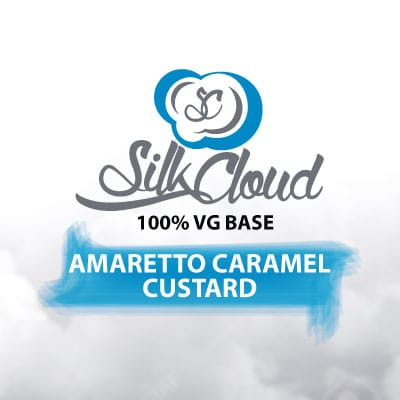 Amaretto Caramel Custard e-Liquid