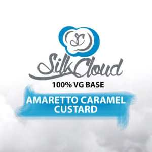 Amaretto Caramel Custard e-Liquid