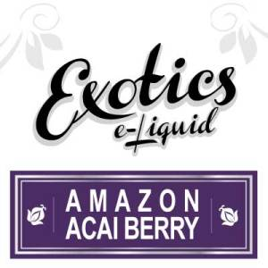 Amazon Acai Berry e-Liquid, Exotics, Fruit, Fruity Flavours, Vape, Vaping