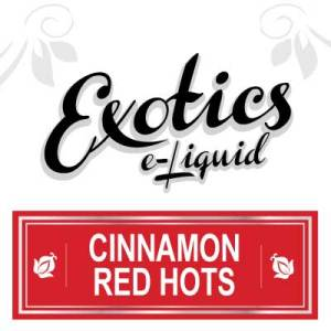 Cinnamon Red Hots eJuice