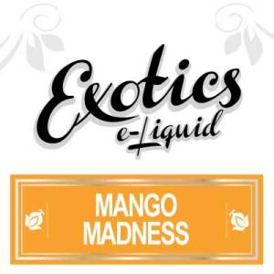 Mango Madness e-Liquid, Exotics, Fruit Flavour, eJuice, Vape, Vaping