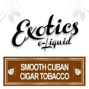 Smooth Cuban Cigar Tobacco e-Liquid, Exotics, Flavours, eJuice, Vape, Vaping, eCig