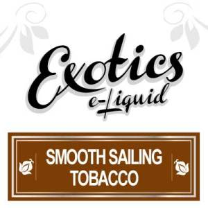 Smooth Sailing Tobacco e-Liquid, Exotics, eJuice, Flavours, Vape, Vaping, Electronic Cigarette