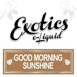 Good Morning Sunshine e-Liquid