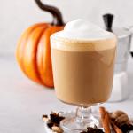 Pumpkin Spiced Latte for Fall