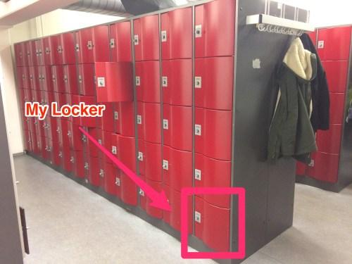 do it the hard way locker