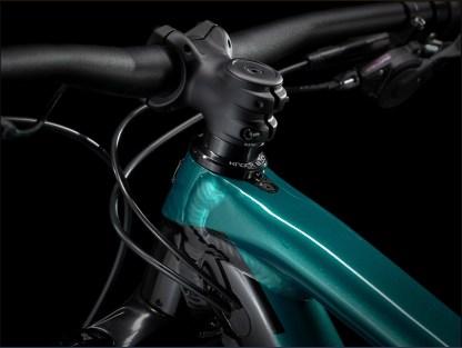 TREK Fuel EX 5 2021 Deore Dark Aquatic Trek Black