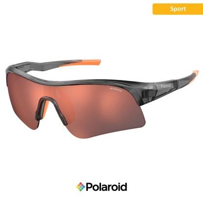 POLAROID 7024/S Grey Orange Red sp Polarized