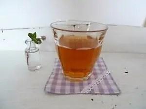 体を温める飲み物ルイボスティ