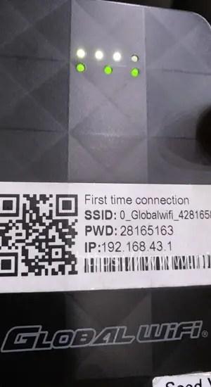 海外旅行にグローバルWi-Fi