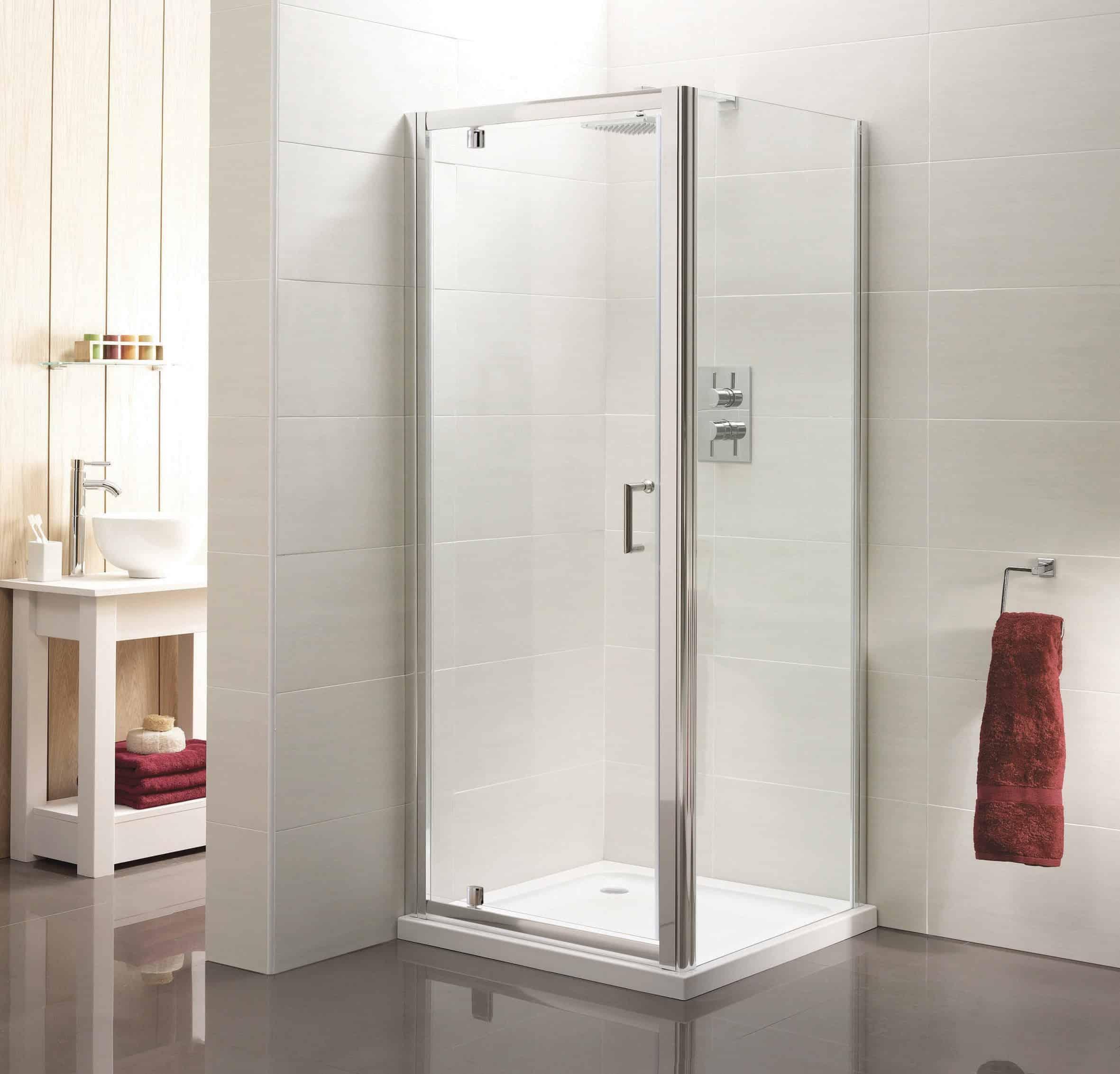 Pivot Shower Door 800mm
