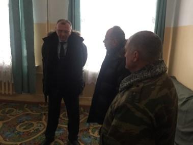 Николай Николаев посетил Иркутский кадетский корпус 3