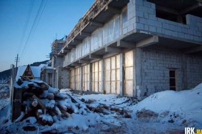 Жители Листвянки пожаловались на стройку. Автор фото - Никита Пятков