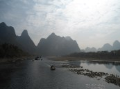 The Li River (China)