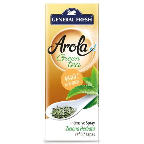 Zapas do odświeżacza magiczna szyszka zielona herbata 40g