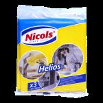 ściereczka wizkozowa Nicols-Helios-3 szt.