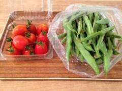 深澤さん寄付野菜1