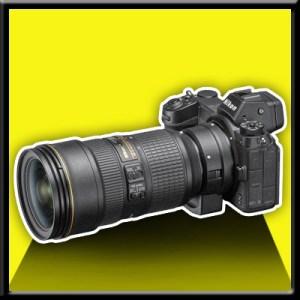 Nikon Z6 Firmware Update