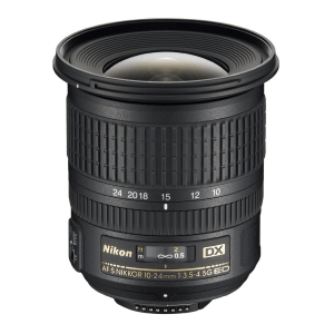 best wide angle lens for Nikon D3500