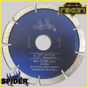 The Spider Rodding Blade by Nikon Diamond Tools
