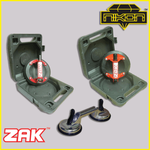 Zak Suction Cups for lifting natural and engineered stones