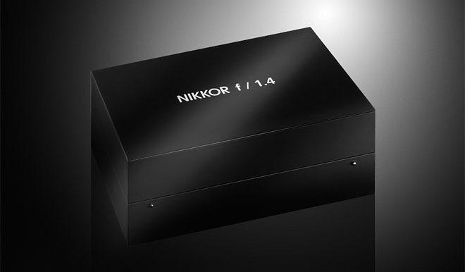 Nikon limited edition f/1.4