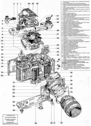 Enjoy the mechanical schematics of those old Nikon F film