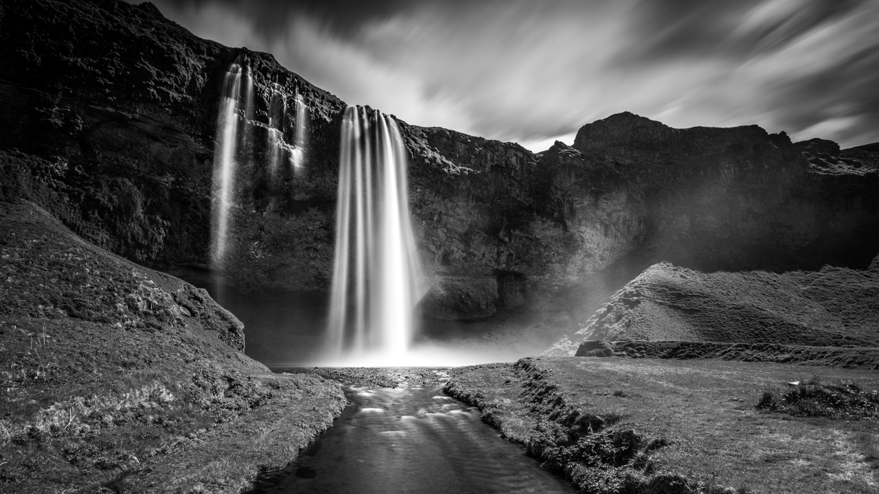 Iceland in black and white Nikon Rumors