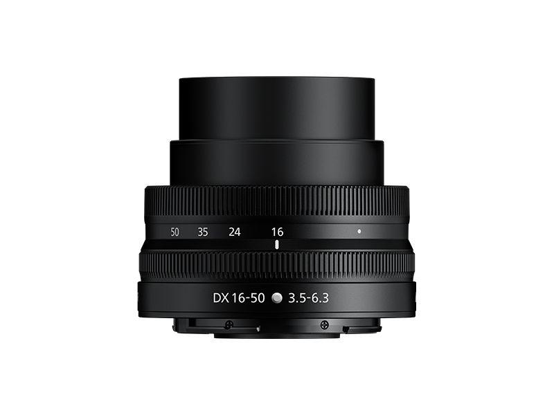Nikon ha rilasciato nuovi aggiornamenti del firmware per l'obiettivo Nikkor Z DX 16-50mm f / 3.5-6.3 VR e la fotocamera Coolpix A1000