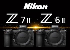 Nuovo aggiornamento del firmware Nikon Z6 II / Z7 II in arrivo con Eye AF migliorato e supporto 4K UHD 60p
