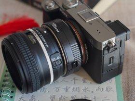 Novità: Monster Adapter LA-FE1 (obiettivo con attacco F Nikon per fotocamera Sony con attacco E con autofocus, controllo dell'apertura e altro)