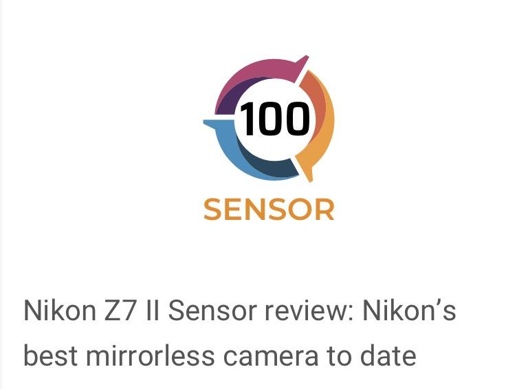 Recensione del sensore Nikon Z7II DxOMark: la migliore fotocamera mirrorless di Nikon fino ad oggi