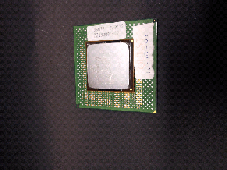 Old Intel CPU