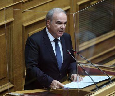 Ομιλία του Αναπ. Υπουργού Ανάπτυξης & Επενδύσεων κ. Νίκου Παπαθανάση επί του Σχεδίου Νόμου του ΥΠΑΝΕΠ  στη Βουλή