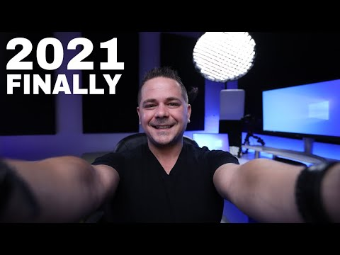 Time for change in 2021. New Studio with a New Year
