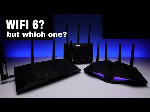 WIFI 6 Routers   What you Need to Know Before you Buy Ft. ASUS AX Routers