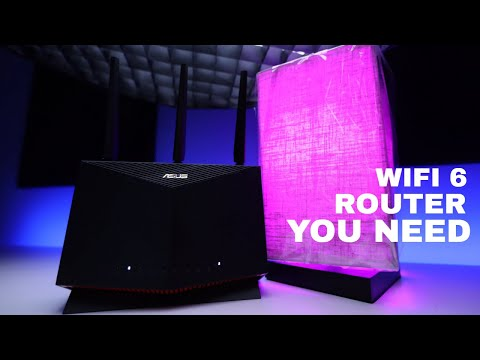 ASUS rt-AX86U | A Game Changer for Video Editing and Gaming