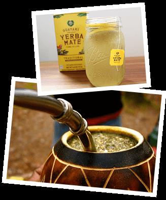 イェルバマテ茶は緑茶より栄養価が高い