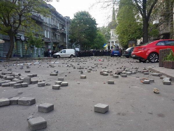 В Одессе больше 30 погибших после пожара | НикВести ...
