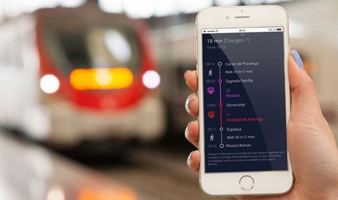Mappe e navigatore offline iPhone: ecco HERE Maps