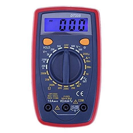 Digital Multimeter DT338