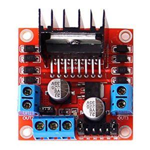 L298N DC Motor Controller
