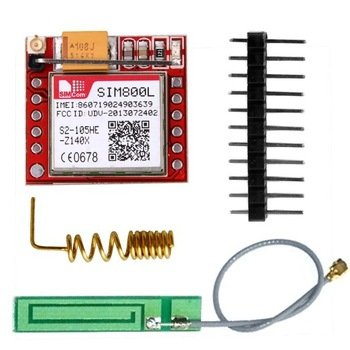 SIM 800L GSM/GPRS Module with Antenna