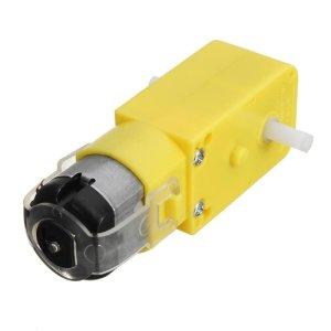Plastic gear Motor 3V-7.5V DC