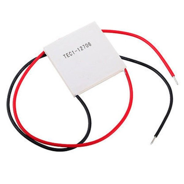 TEC1-12706 12V (60W) Peltier Thermoelectric cooler