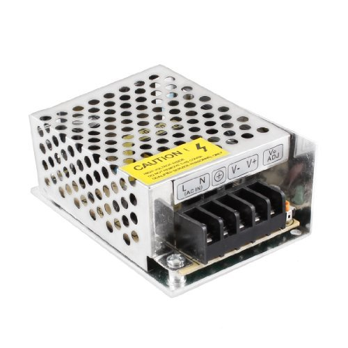 12V 2A AC to DC Power Supply (Metal Housing-Switch Mode)