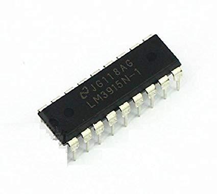 LM3915 Dot/Bar Display Driver IC